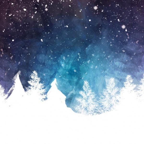 Zimowa przerwa świąteczna