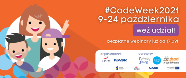 Europejski Tydzień Kodowania CodeWeek