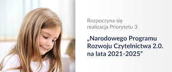 Otrzymaliśmy wsparcie w ramach Narodowego Programu Rozwoju Czytelnictwa